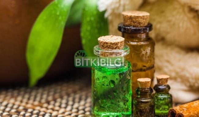 Yeşil çay yağı
